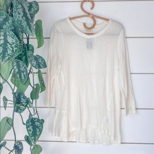 NWT Anthropologie Maeve top Sz Small ✨